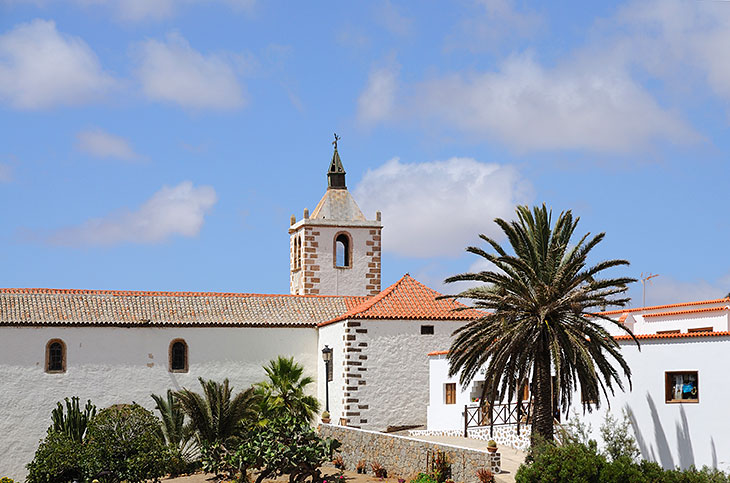 Betancuria Church